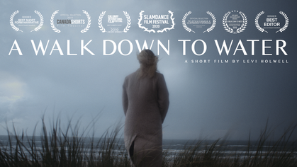 A Walk Down To Water - Short Film