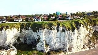 Paysages par drone en France