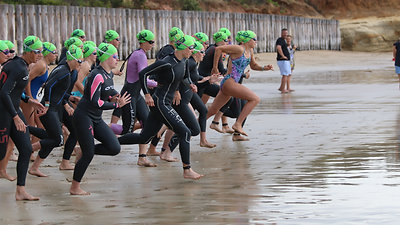 Rock2Ramp Ocean Swim