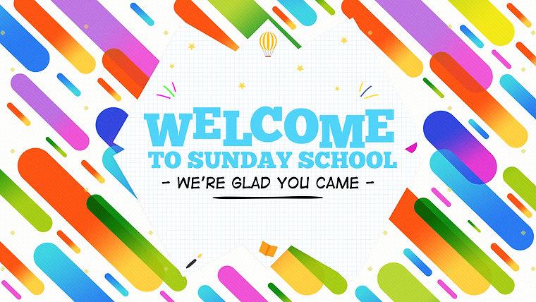 Kids Sunday School