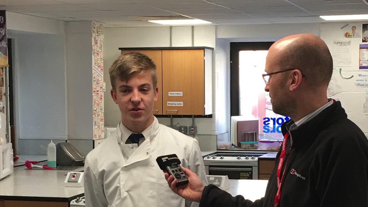 BBC Radio Cumbria Interview