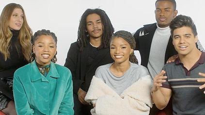 Grown-ish x Oprah Magazine