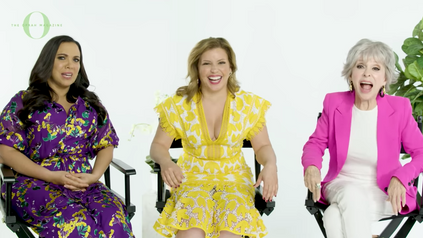 One Day at a Time x Oprah Magazine
