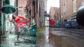 Rainy Day - with Marcus Ward