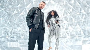 JUSTIN TIMBERLAKE, SZA - The Other Side (From Trolls World Tour)