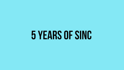 5 Years of SINC