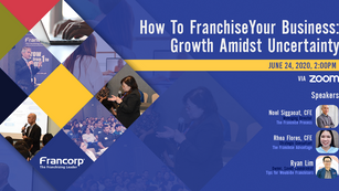 Franchise Your Business Webinar with Save 5