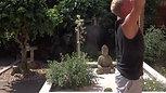 Sunny Garden Salutation
