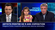 DENIS LEVESQUE / ENTREVUE AVEC MEG