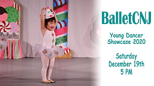 Young Dancer Division Showcase 2020 - Saturday, December 19th - 5PM