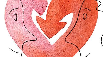Бүлгийн хипно: Романтик харилцаа
