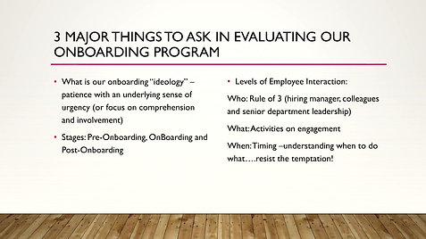 Onboarding Diverse Employees