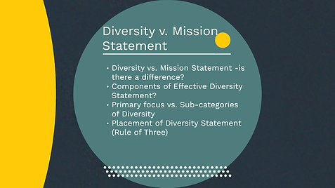 Attracting Diverse Faculty/Staff Candidates to Your Institution