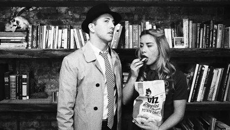 Film Noir Chips