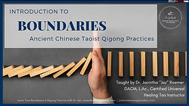 Taoism and Boundaries