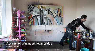 Abstract:Weymouth town bridge
