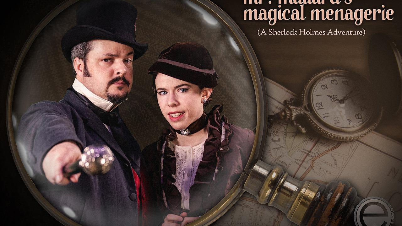 Mr. Mallard's Magical Menagerie
