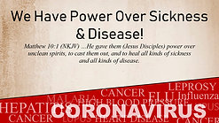 You Have Power Over Sickness & Disease | Pastor Cage