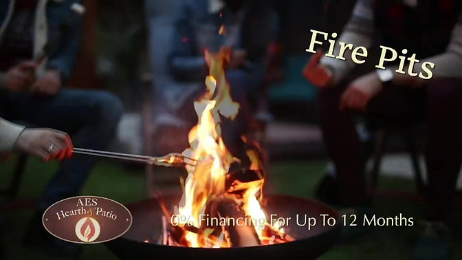 AES Hearth and Patio - Outdoor Products Promo