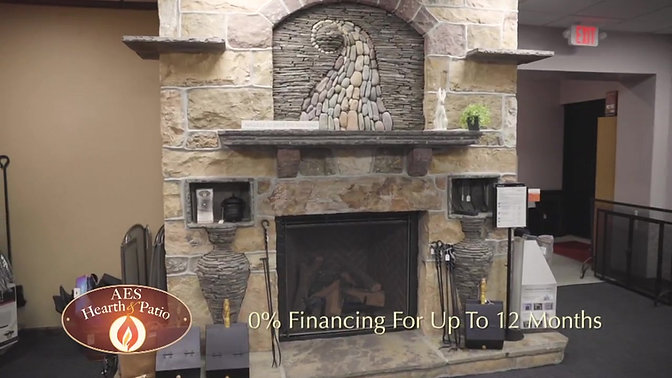 AES Hearth and Patio - Fireplace Design Promo
