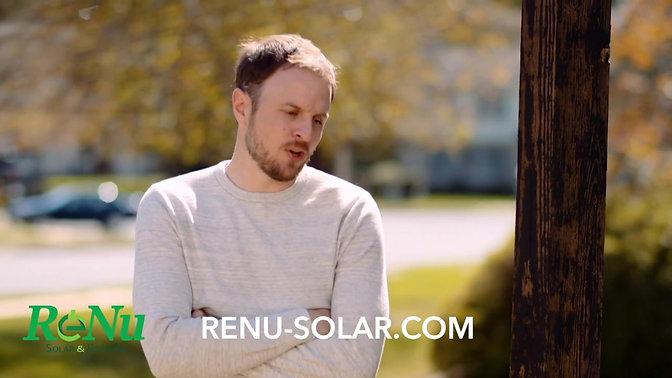 ReNu Solar - Lawn Mower