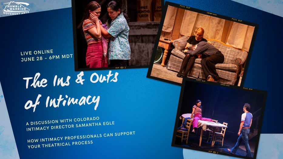 Ins and Outs of Intimacy June 28