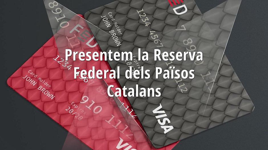 El banc Català que esperaves...