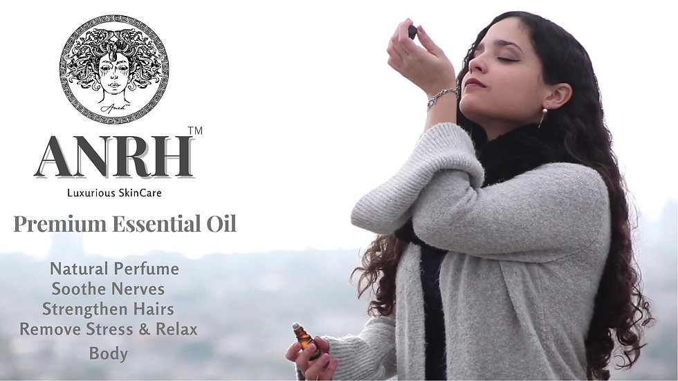 ANRH Essential Oils Collection