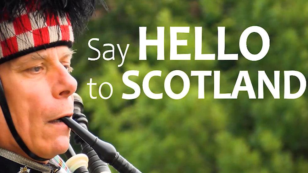 Welcome to Hello Scotland