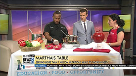 """Chef Jojo on """"Let's Talk Live"""" from 10/13/15 (TV debut)"""