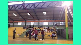 Encuentro recreativo en Sacude