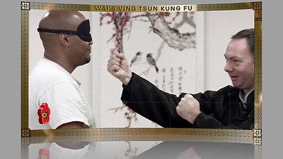 Workshop 18 - Blindfolded Chi Sao - TRAILER