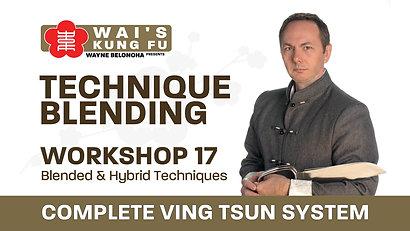 Workshop 17 - Technique Blending - TRAILER