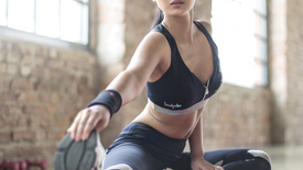 Cours de fitness collectif