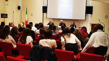 Conferenza alla Camera con on. Massimiliano Capitanio e dr.ssa Viviana Costantini