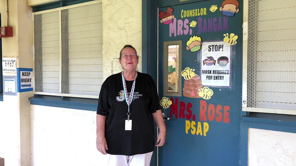 Mrs. Rose's Open House