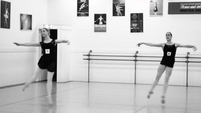 Audlts Ballet assessment 2018 Term 1
