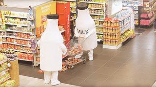 Bournvita Biscuits: Milk Goes Shopping