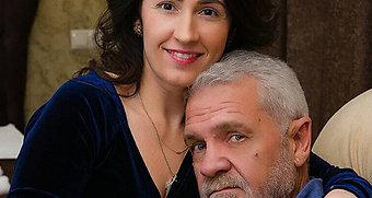 Hans and Yulia (romantic dinner)