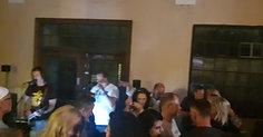 What a night! Was für eine Nacht! Brix Brother´s live in der Weinstube