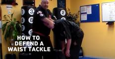 Waist Tackle Defense