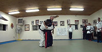 Defending A Frontal Choke