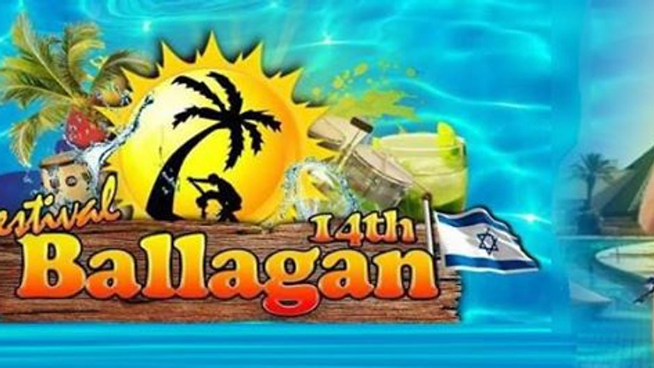 Festival Ballagan Israel