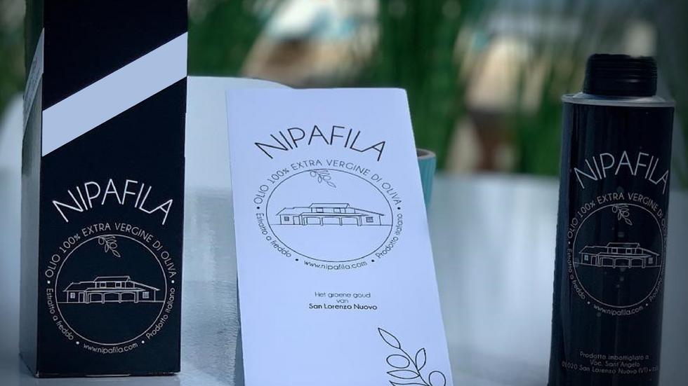 Nipafila Ollo Olivio