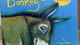 Quinn Signs Donkey