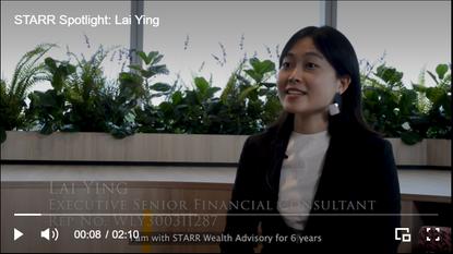 STARR Spotlight: Lai Ying