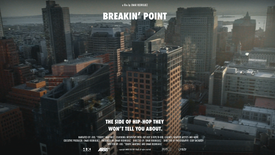 Breakin' Point: The Side of Hip-Hop They Won't Tell You About (2022) TEASER