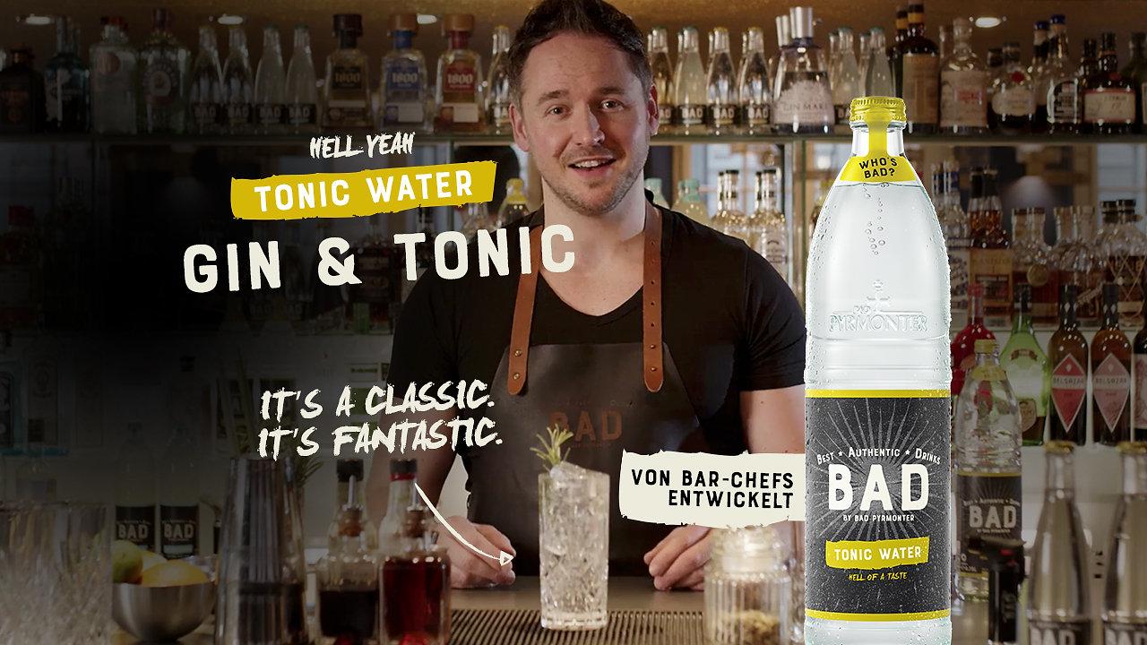 BAD Rezept Gin-Tonic