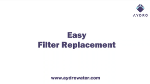 Easy Filter Replacement