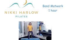 Band Matwork - 1 hour